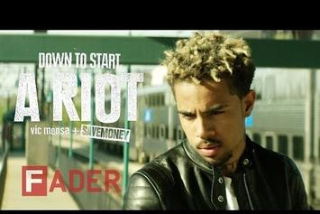 "Vic Mensa ""Down To Start A Riot"" Documentary"