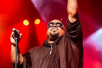 "CeeLo Green Reveals Album Cover For ""Heart Blanche"""