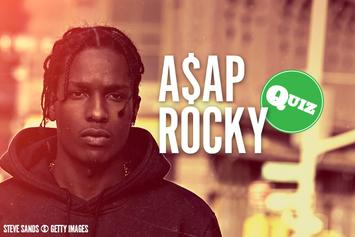 Quiz: How Well Do You Know ASAP Rocky?