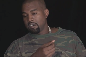 """Watch Kanye West's """"In Camera"""" Live Interview"""