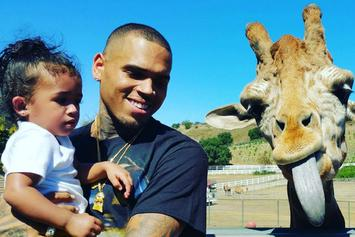 """Chris Brown Shares Release Date For """"Royalty"""""""