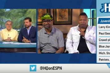 Juvenile & Mannie Fresh On ESPN's Highly Questionable