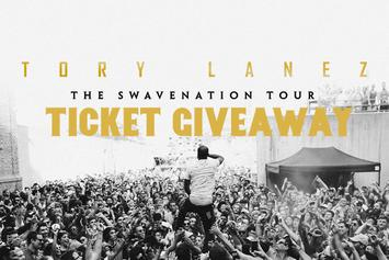 """Ticket Giveaway: Tory Lanez """"Swave Nation"""" Tour With Boogie"""