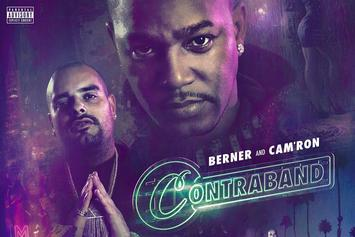 "Cam'Ron & Berner To Release Joint ""Contraband"" EP"