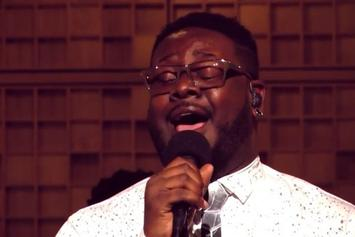 """T-Pain Debuts New Song """"Officially Yours"""" At NPR Concert"""