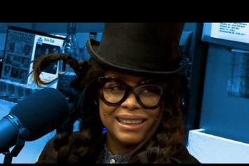 Erykah Badu On The Breakfast Club