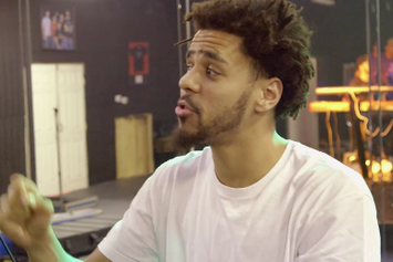 "J. Cole's HBO Documentary ""Road To Homecoming"" (Episode 3)"
