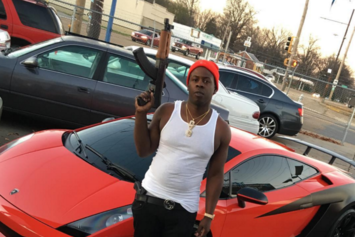 Blac Youngsta Buys Back Shy Glizzy's Chain For $10,000