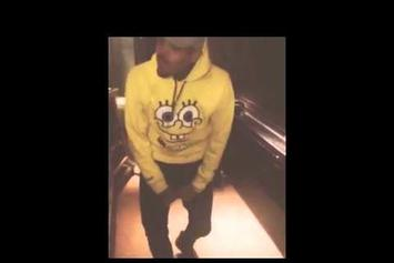Chris Brown Previews New Song In Dance Video