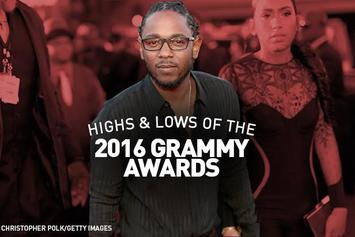 Highs & Lows Of The 2016 Grammy Awards