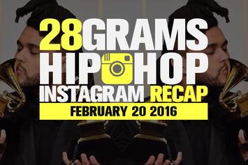 28 Grams: Hip-Hop Instagram Recap (February 20)