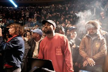 """Kanye West's """"The Life Of Pablo"""" Doesn't Chart On Billboard"""