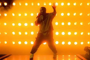 Kanye West Rants About Taylor Swift, TIDAL, Louis Vuitton At Nightclub