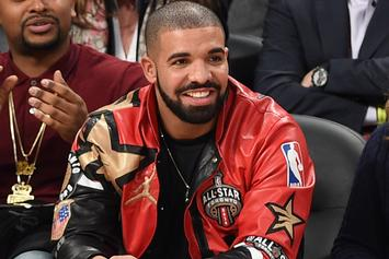 Drake Made Another Surprise Appearance At A London Club