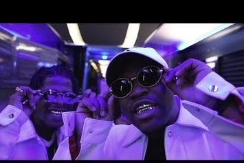 """Marty Baller Feat. A$AP Ferg """"Big Timers"""" Video"""