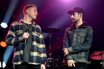 """First-Week Sales For Macklemore & Ryan Lewis' """"This Unruly Mess I've Made"""""""