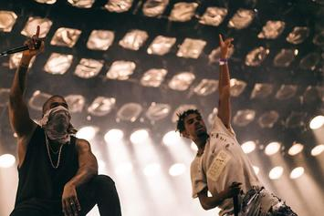 """Kanye West Updates """"Wolves"""" Featuring Vic Mensa & Sia"""