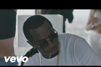 "Diddy Feat. Ty Dolla $ign, Gizzle ""You Could Be My Lover "" Video"