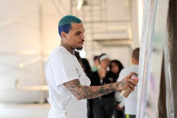 Street Artist Suing Chris Brown Over His Graffiti Tag