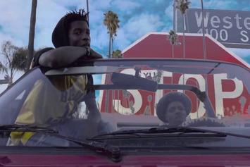 "Darnell Williams ""South Central"" Video"