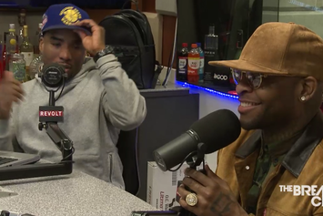 "Royce Da 5'9"" On The Breakfast Club"