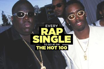 Every Rap Single To Go #1 On The Hot 100