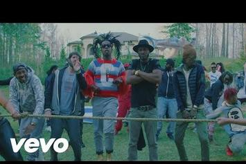 """Trinidad James Feat. Lil Dicky, Mystikal """"Just A Lil Thick"""" Video"""