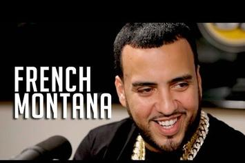 French Montana Talks Working With Kanye West & Nearly Signing Desiigner With Funk Flex