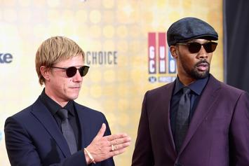 "RZA & Interpol's Paul Banks Announce Joint Album ""Anything But Words"""