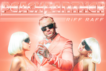 "Stream RiFF RAFF's New Album ""Peach Panther"""