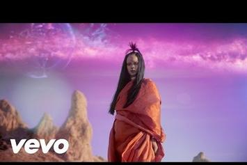 "Rihanna ""Sledgehammer"" Video"