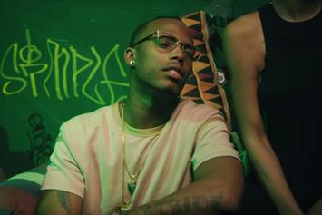 "B.o.B Feat. Marko Penn ""Roll Up"" Video"