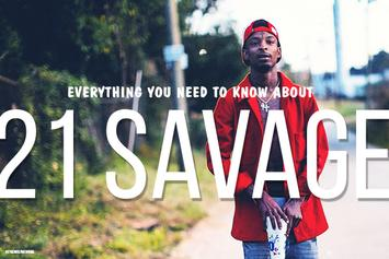 Everything You Need To Know About 21 Savage