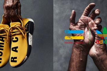 """New Details About Pharrell's """"Human Race"""" Adidas NMD Collab"""