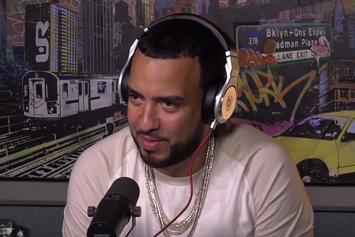 French Montana Talks Early Days In BX, Joe Budden x Drake Situation, & More On Hot 97