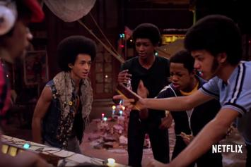 """Watch A New Trailer For Netflix's 70's Hip-Hop Series """"The Get Down"""""""