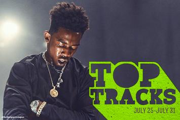 Top Tracks: July 25 - July 31