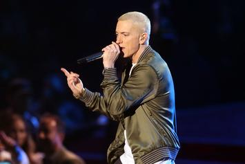 Eminem's Former Bodyguard Says Suge Knight Tried To Have Eminem Killed