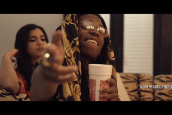 "Birdman & Jacquees ""Wise Words"" Video"