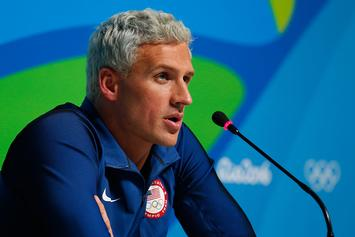 The Internet Is Roasting Ryan Lochte For Lying About Being Robbed At Gunpoint