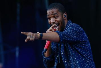 Kid Cudi Debuts New Pharrell Collaboration At Trillectro Music Festival