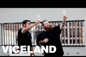 "Action Bronson Heads To Australia In ""Fuck That's Delicious"" Debut Episode"