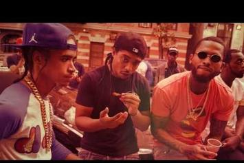 """Dave East """"One Way"""" Video"""