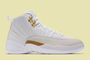 """Everything You Need To Know About Tomorrow's """"OVO"""" Air Jordan 12 Release"""