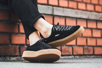 Rihanna x PUMA Creeper Restocking In Original Colorways This Week