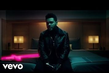 """The Weeknd Feat. Daft Punk """"Starboy"""" Video"""