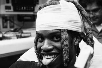 Denzel Curry Falls Through Ceiling Of Women's Bathroom At Concert, Injures Head