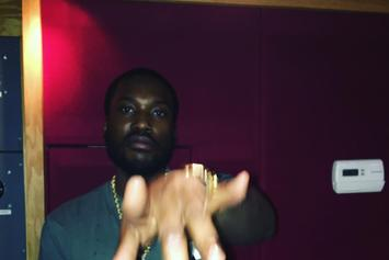 Meek Mill Take Shots At Drake, Addresses The Game Beef & More On Funk Flex Freestyle