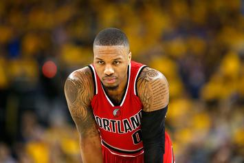 """Damian Lillard On NBA Super Teams: """"I Might Have Too Much Pride For That"""""""