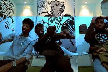 "Sonny Digital Feat. Key!, Black Boe ""Lenox Square"" Video"